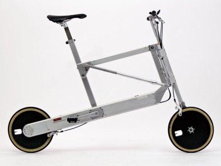 Zoombike Elettromontaggi (1998) con Francis Ferrarin